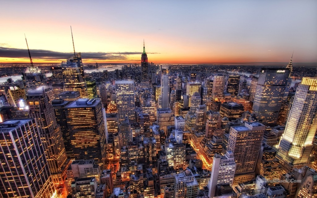New York City HD Wallpaper