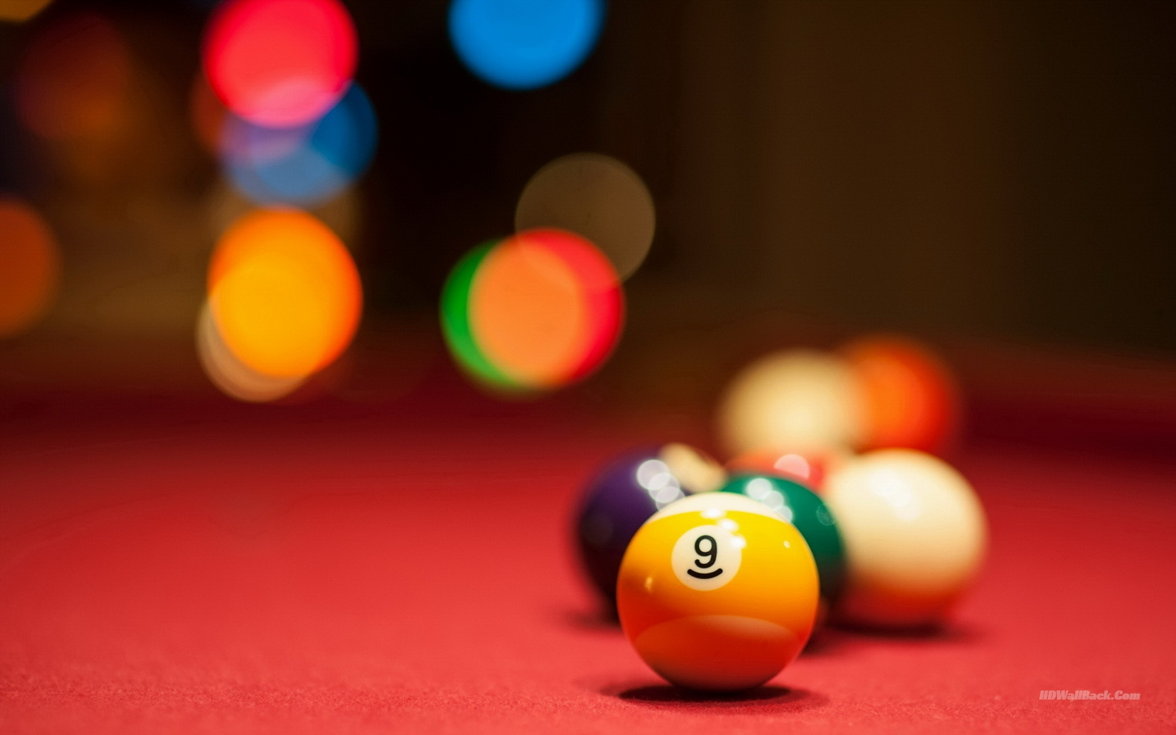 Billiards Balls Hd Pictures and Images