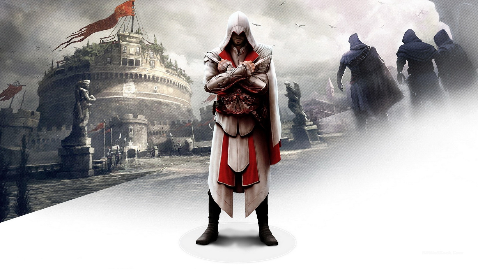 Assassins Creed Black Flag Full HD Wallpapers Download Free