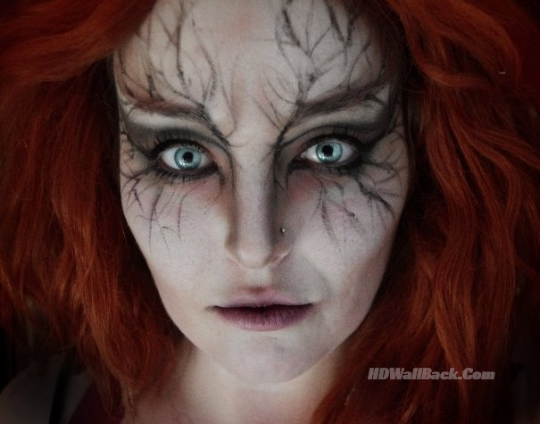 25+ Women Halloween Makeup Ideas
