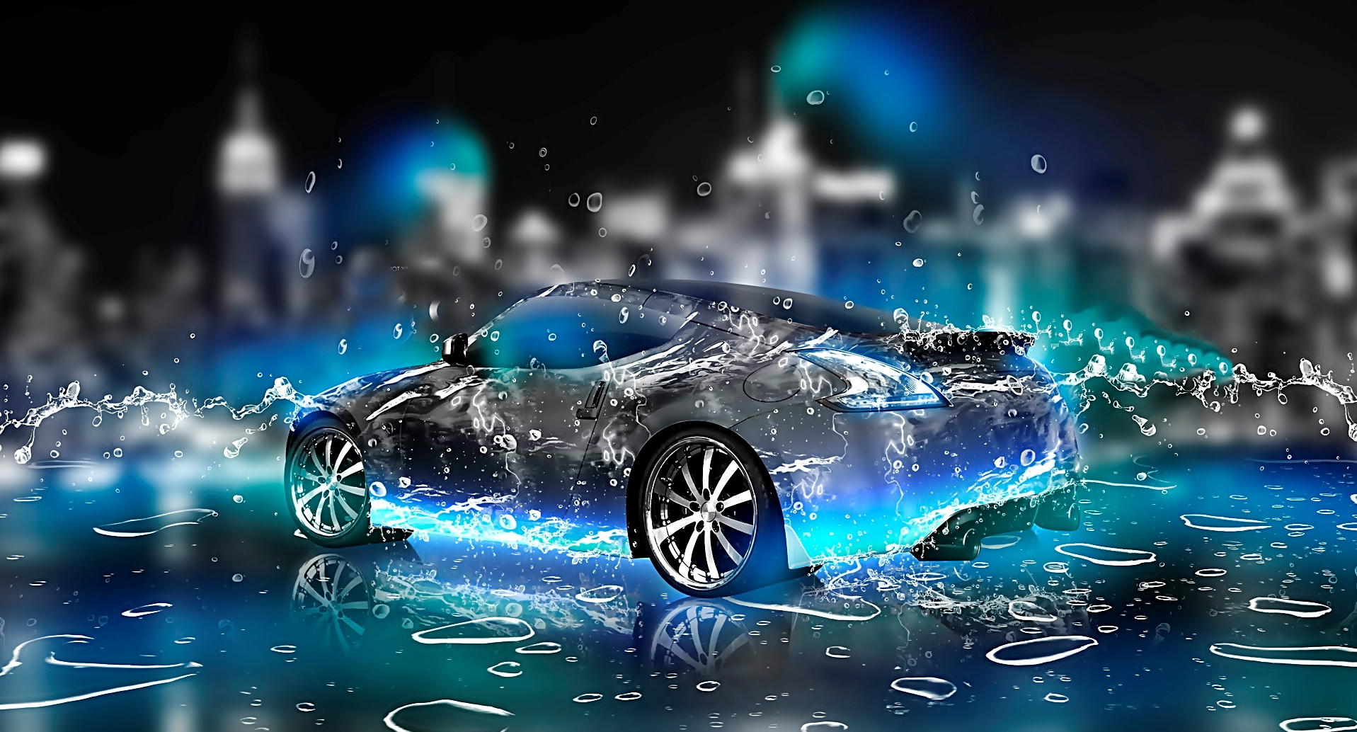 3d Wallpaper Cars