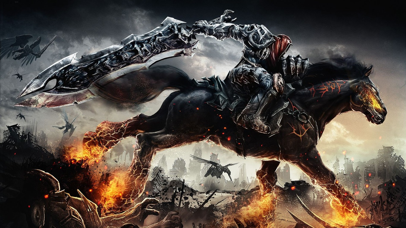 Darksiders Wrath Of War Hd Game