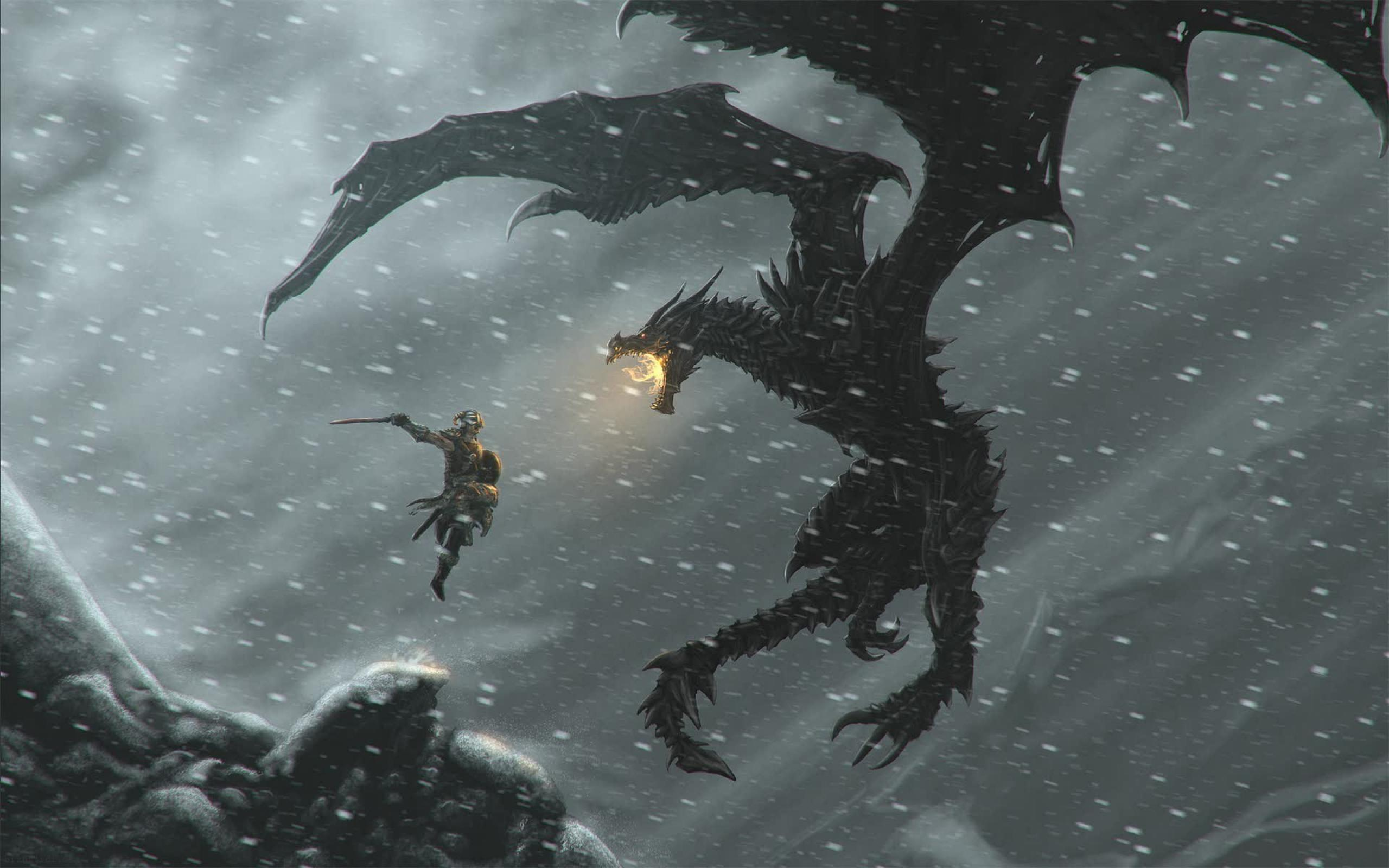 The Elder Scrolls V – Skyrim wallpaper