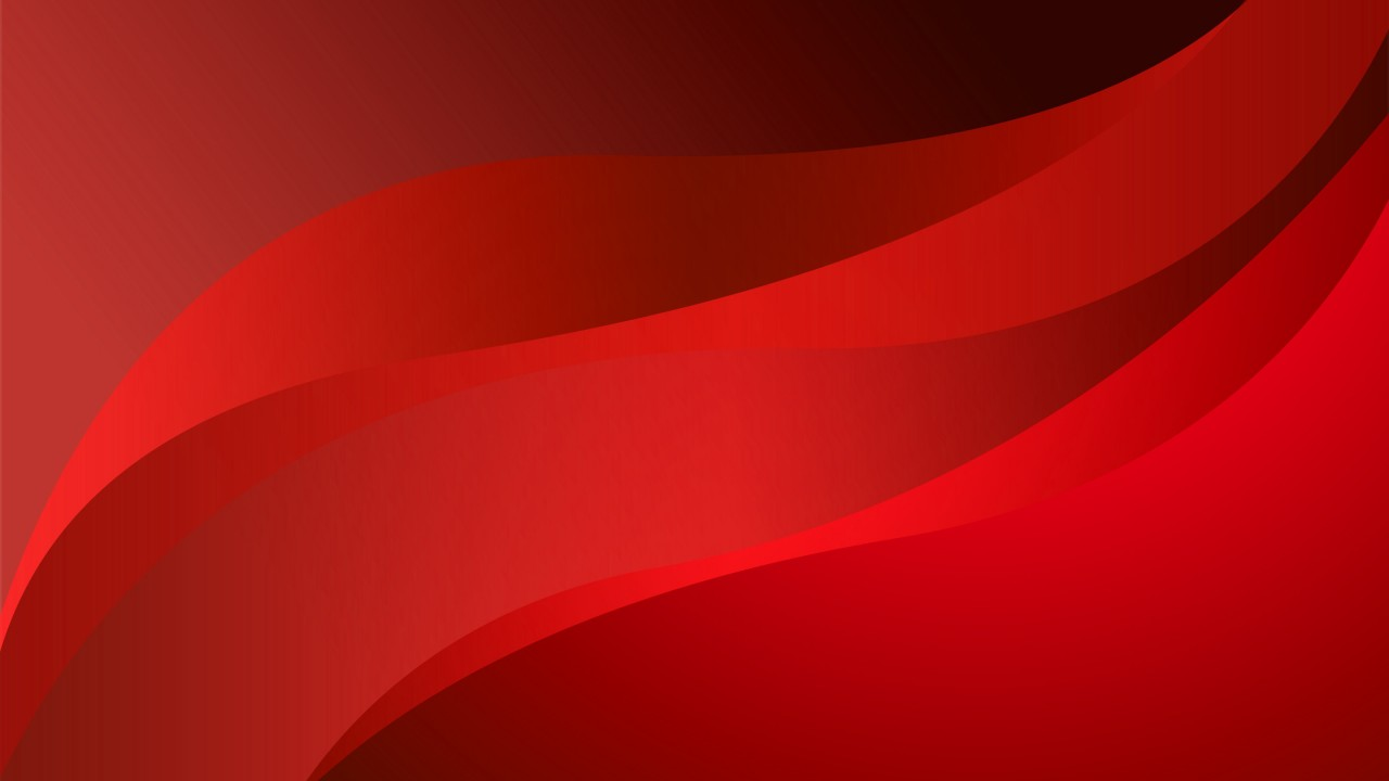 Red Curves Abstract Wallpaper Hd Wallpapers Hd