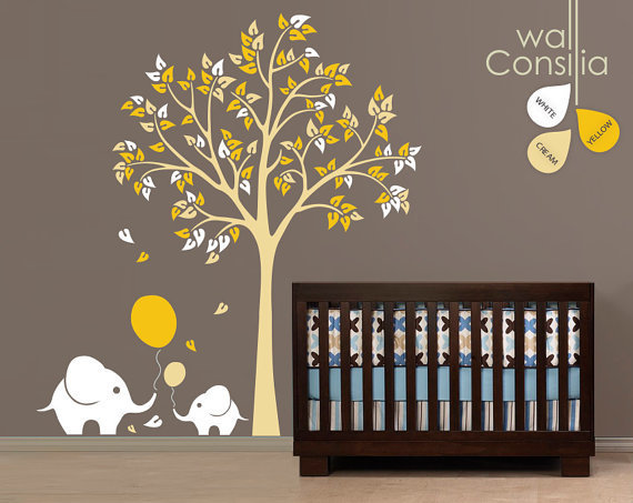 Great Baby Nursery Wall Decals HD Wallpapers HD Backgrounds - Wall decals baby room