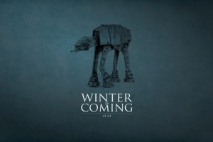 Star Wars Game of Thrones crossover Wallpaper