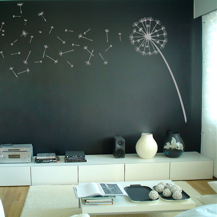dandelion new room decals