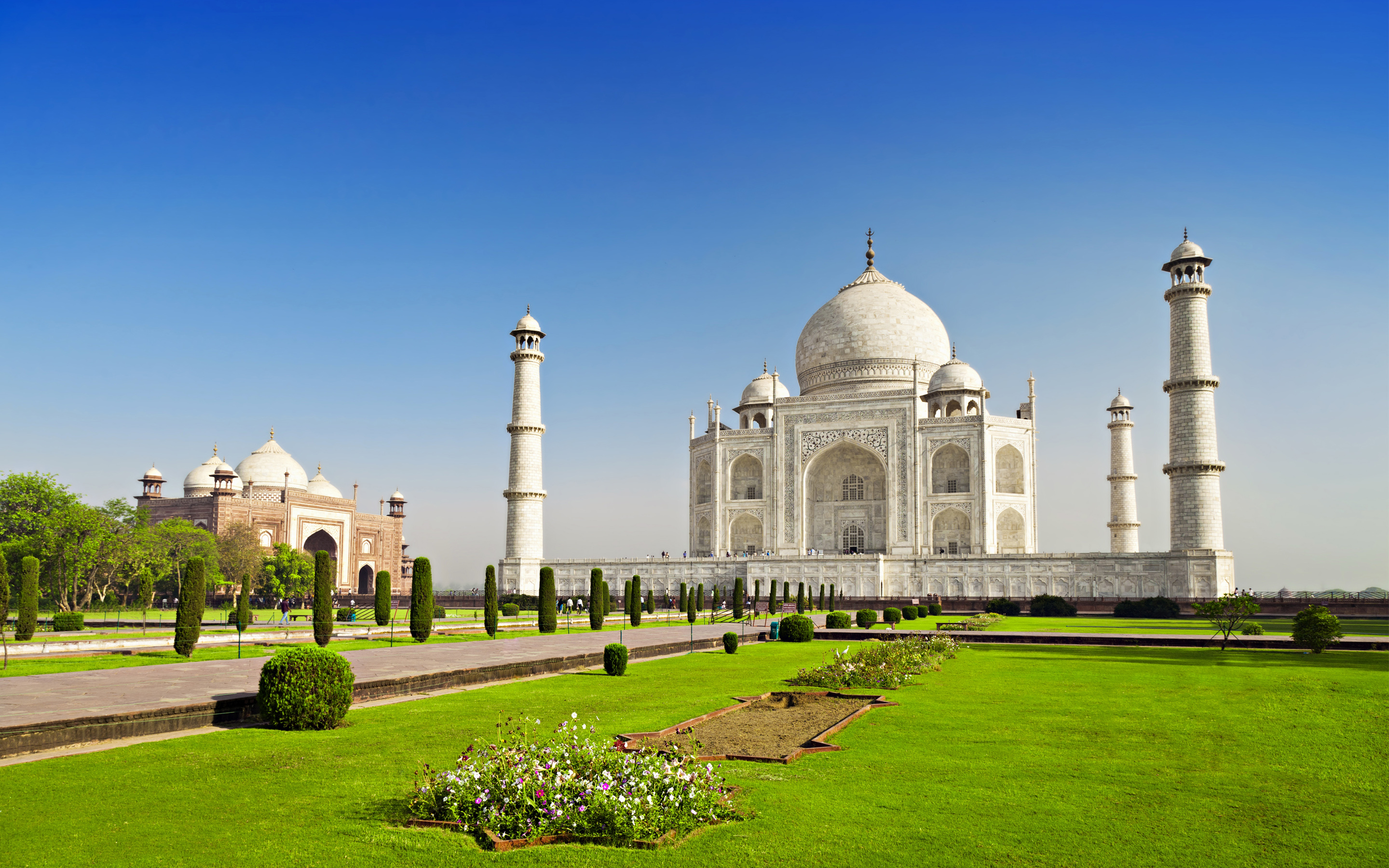 taj mahal hd wide