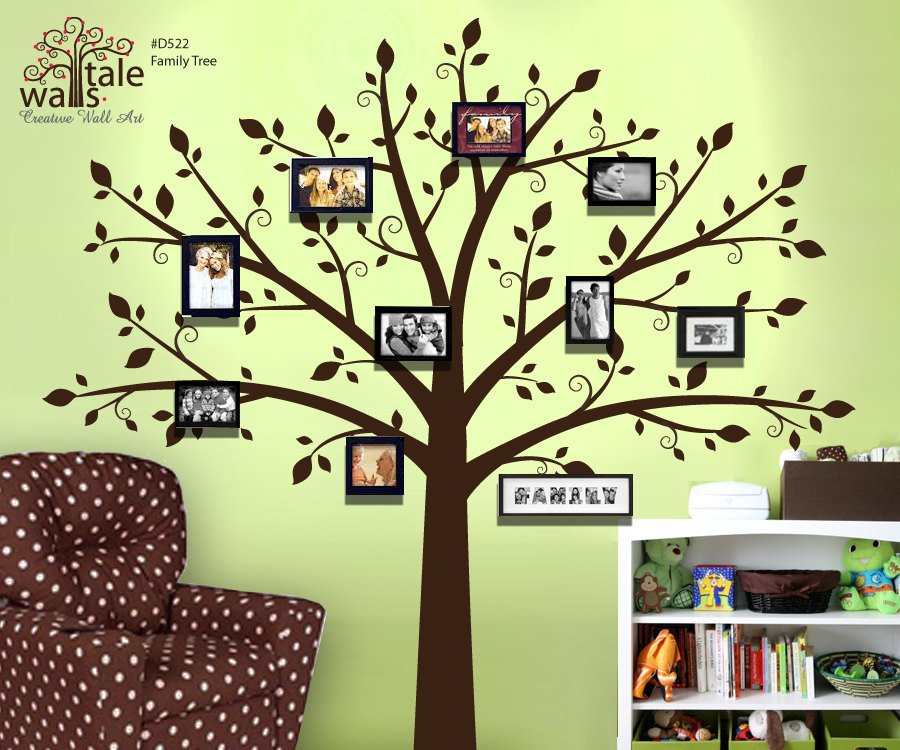 wall stickers forest