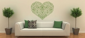 wall stickers front slider
