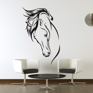 wall stickers horse
