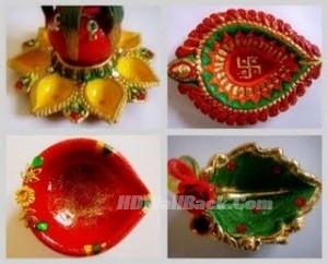Diwali Diya Decoration 5