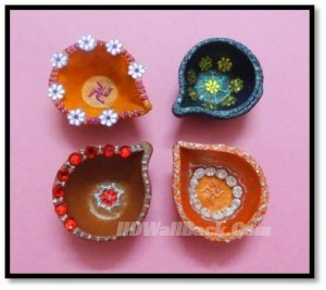 Diya Decoration Glimpse