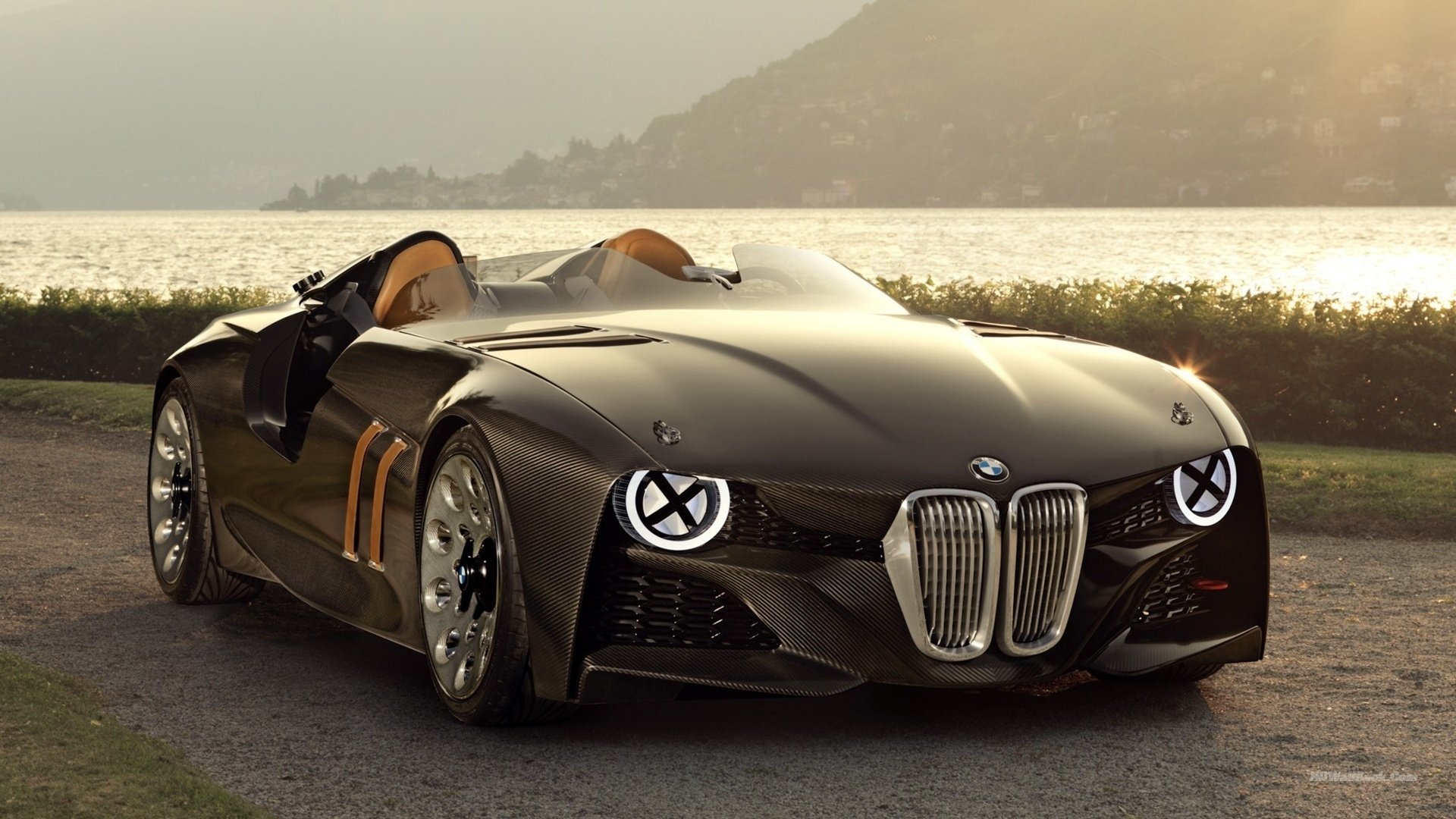 BMW 328 Hommage wallpaper