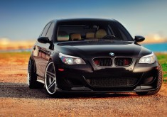 Bmw M5 E60 wallpaper hd