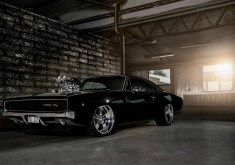 Dodge Charger RT wallpaper hd