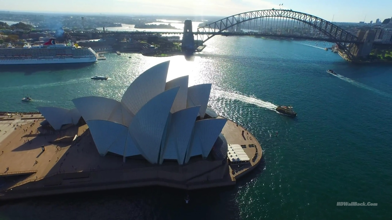 hd sydney city pictures