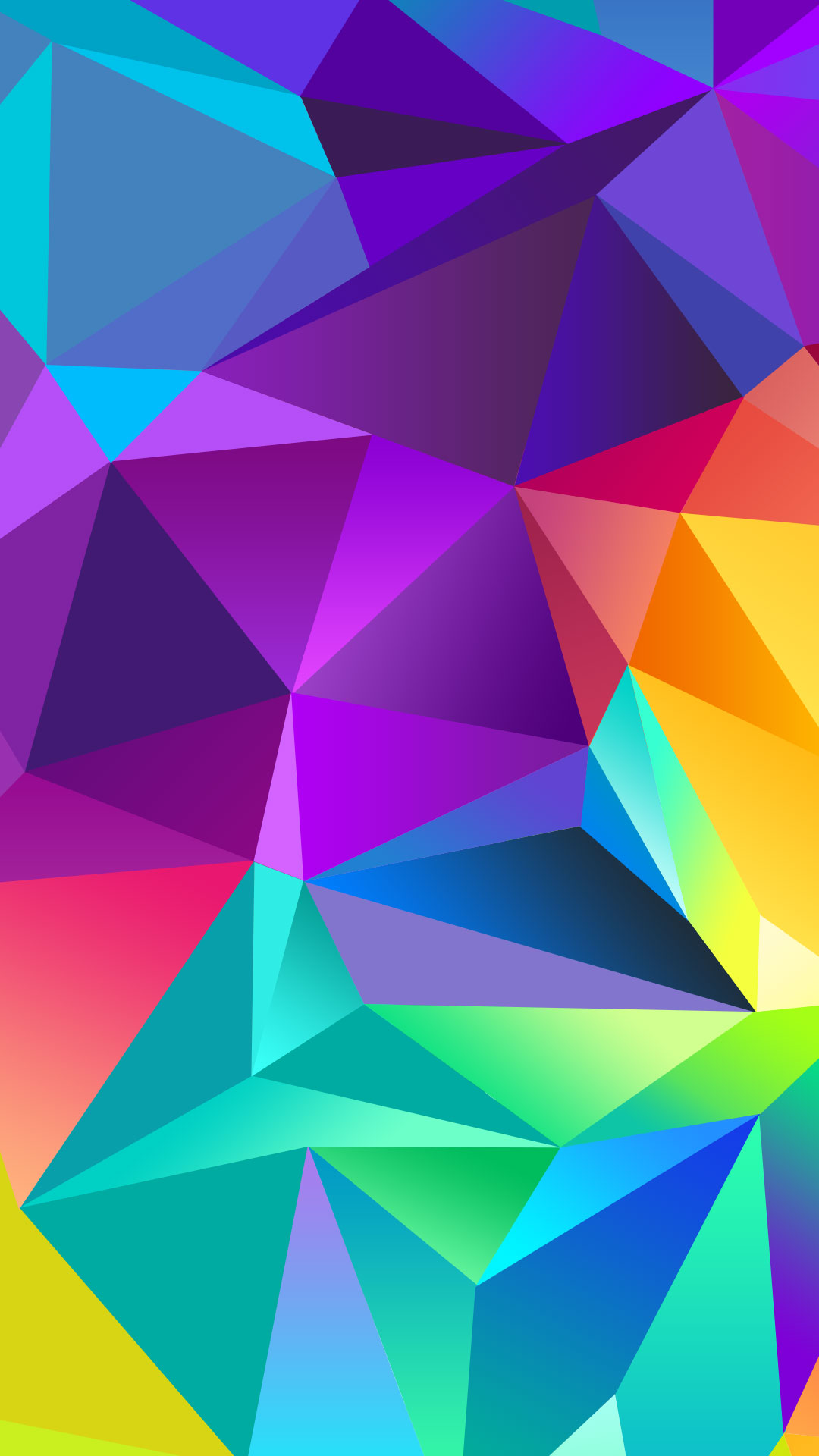 Colorful 3d Design Wallpaper