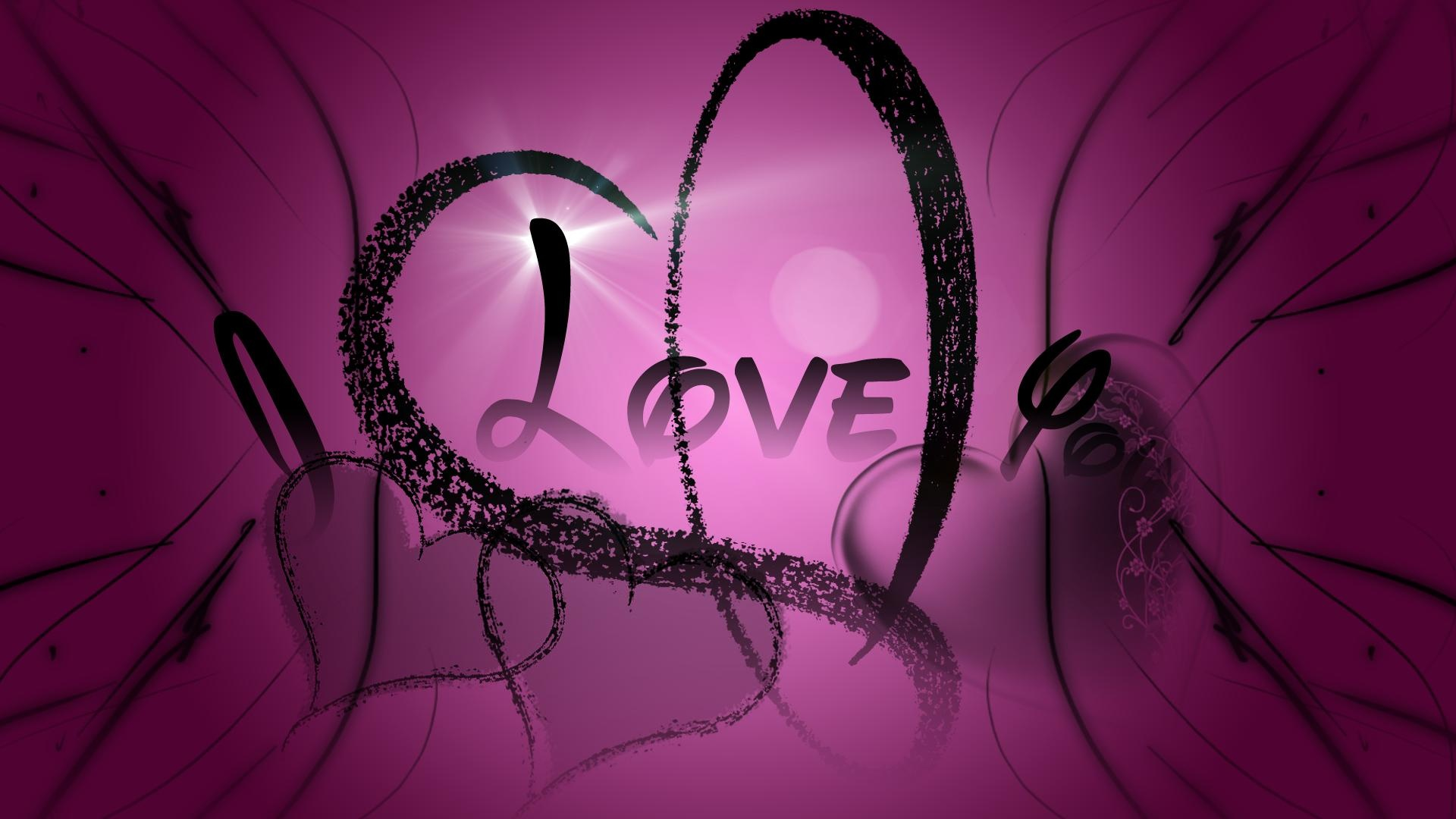 I Love You Wallpapers uhd