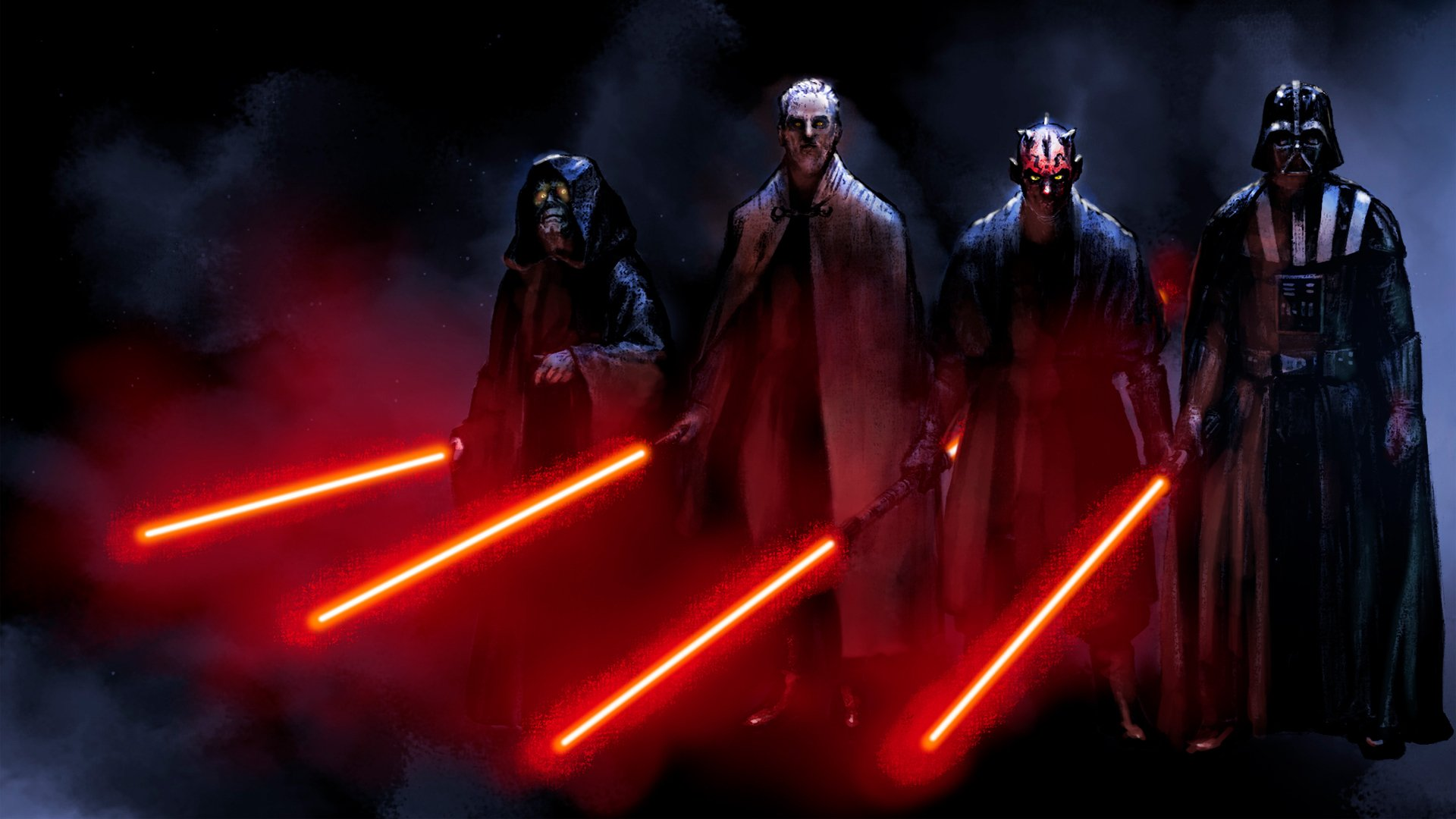 Sith Lords star wars