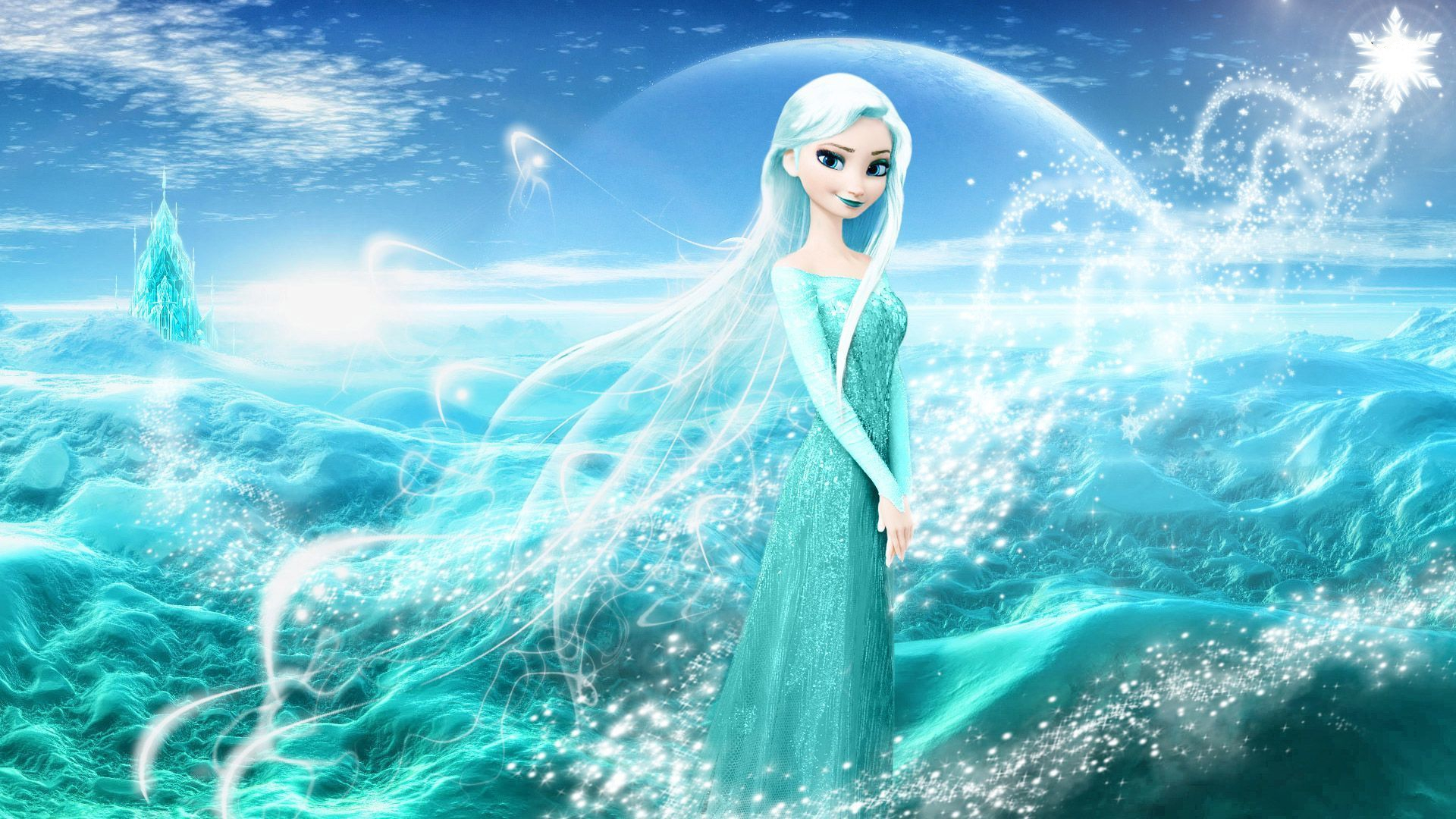3d elsa is a real slut frozen anna too 9