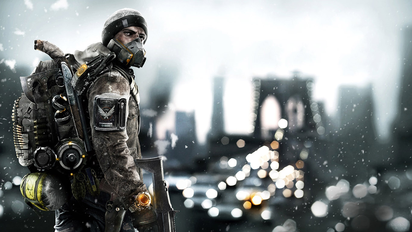 Tom Clancy's The Division Season Pass Game Wallpapers
