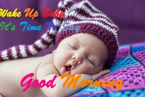 good morning whatsapp cute baby