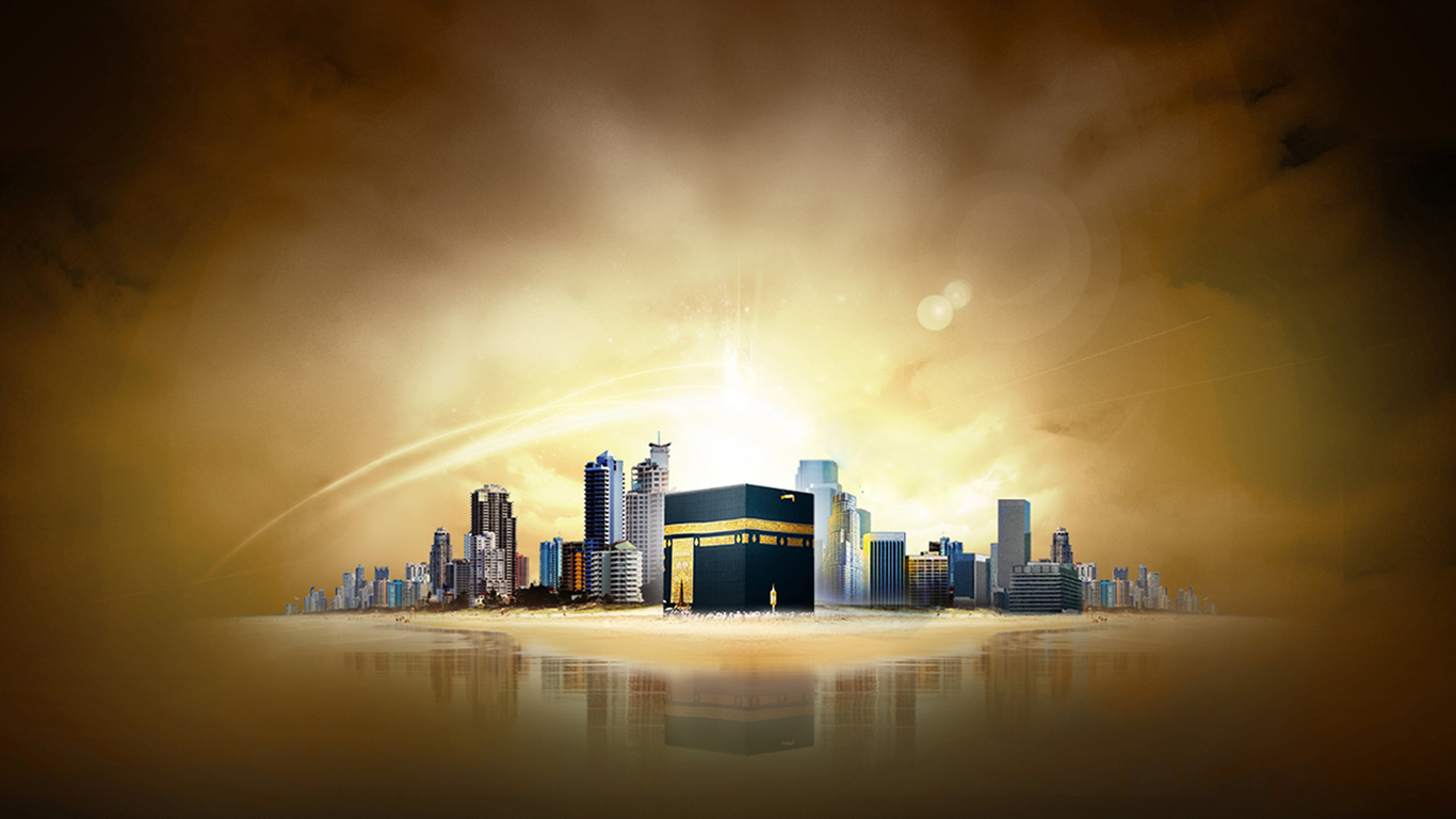 landscape hd islamic photo