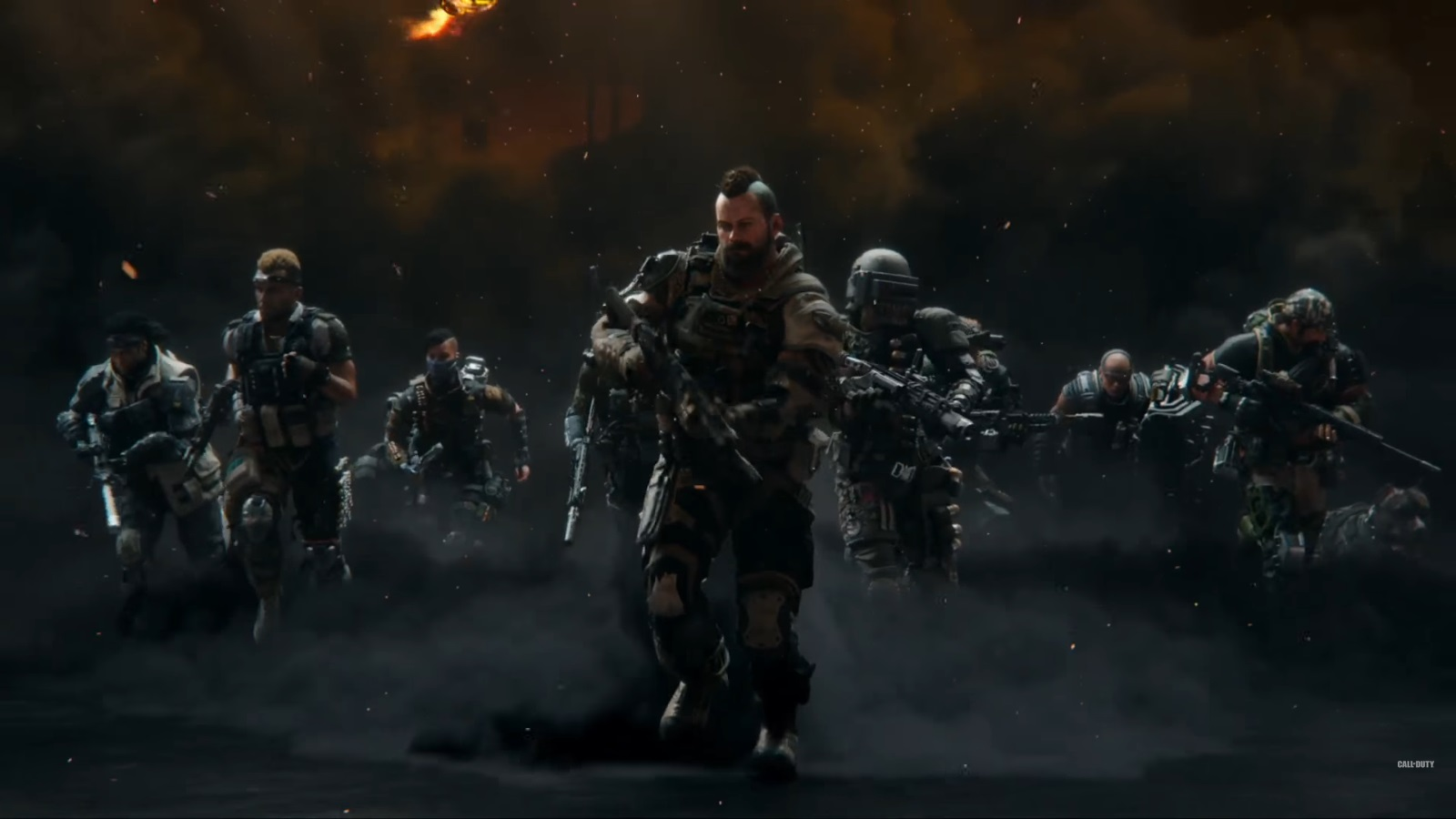 Call of Duty 4 Black Ops 4K Games Wallpapers