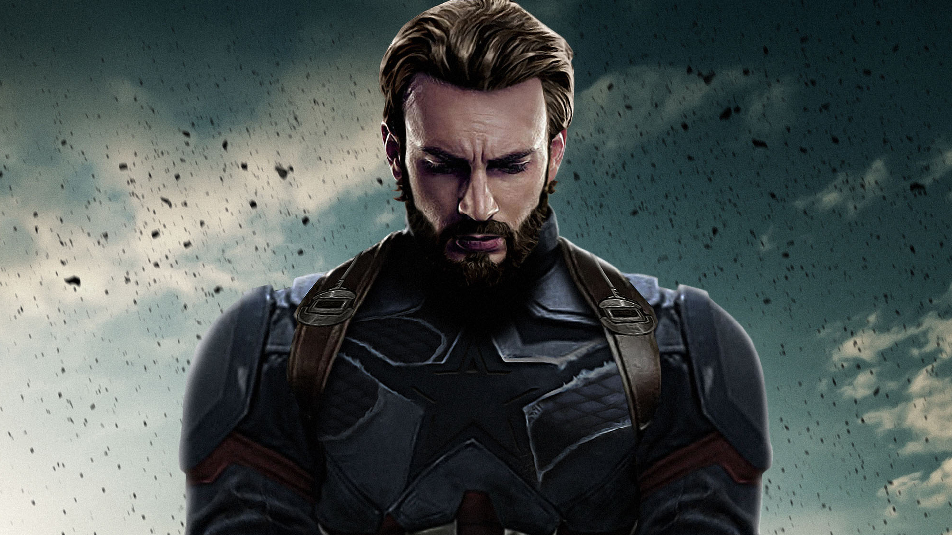 Captain America Avengers Infinity War Wallpapers