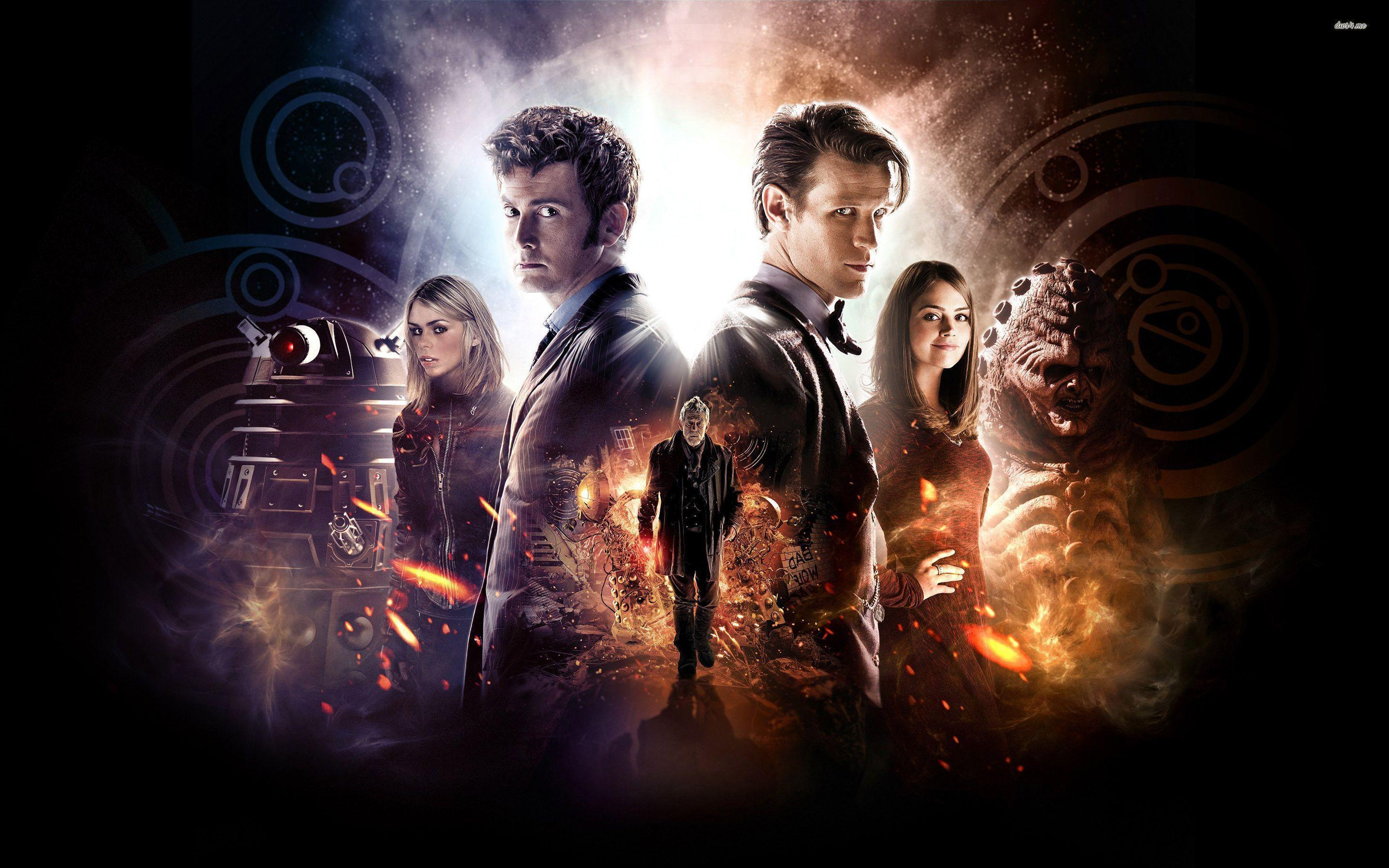 Doctor Who 4K HD Wallpapers