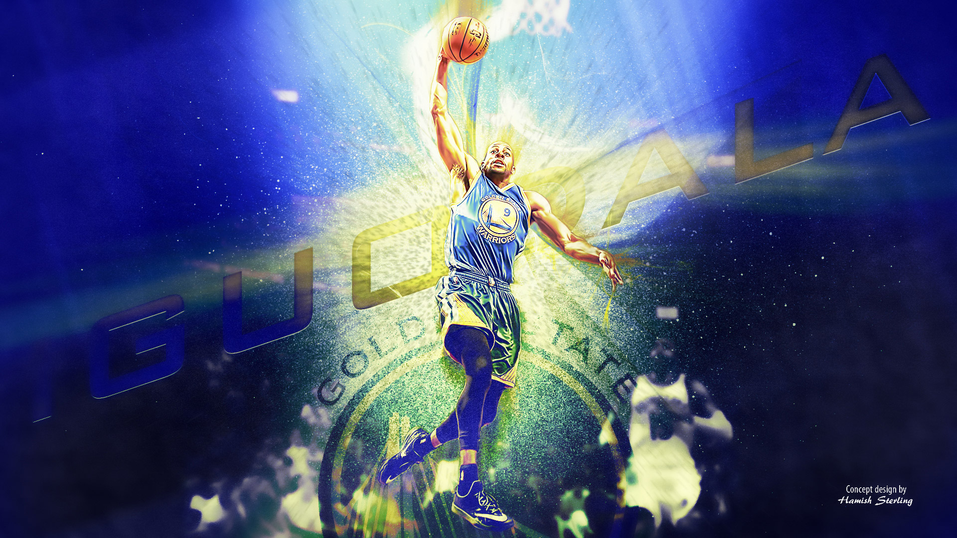 Golden State Warriors Wallpaper Andre Iguodala