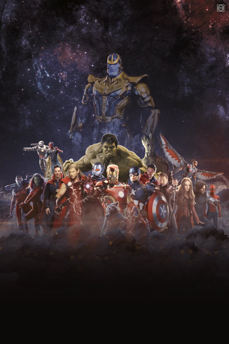 The Avengers Infinity War Wallpaper