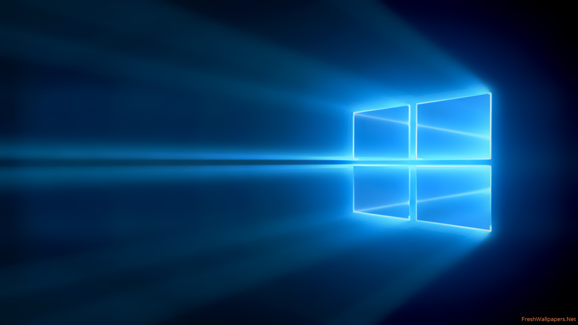 Windows 10 Official Desktop Background 1080p