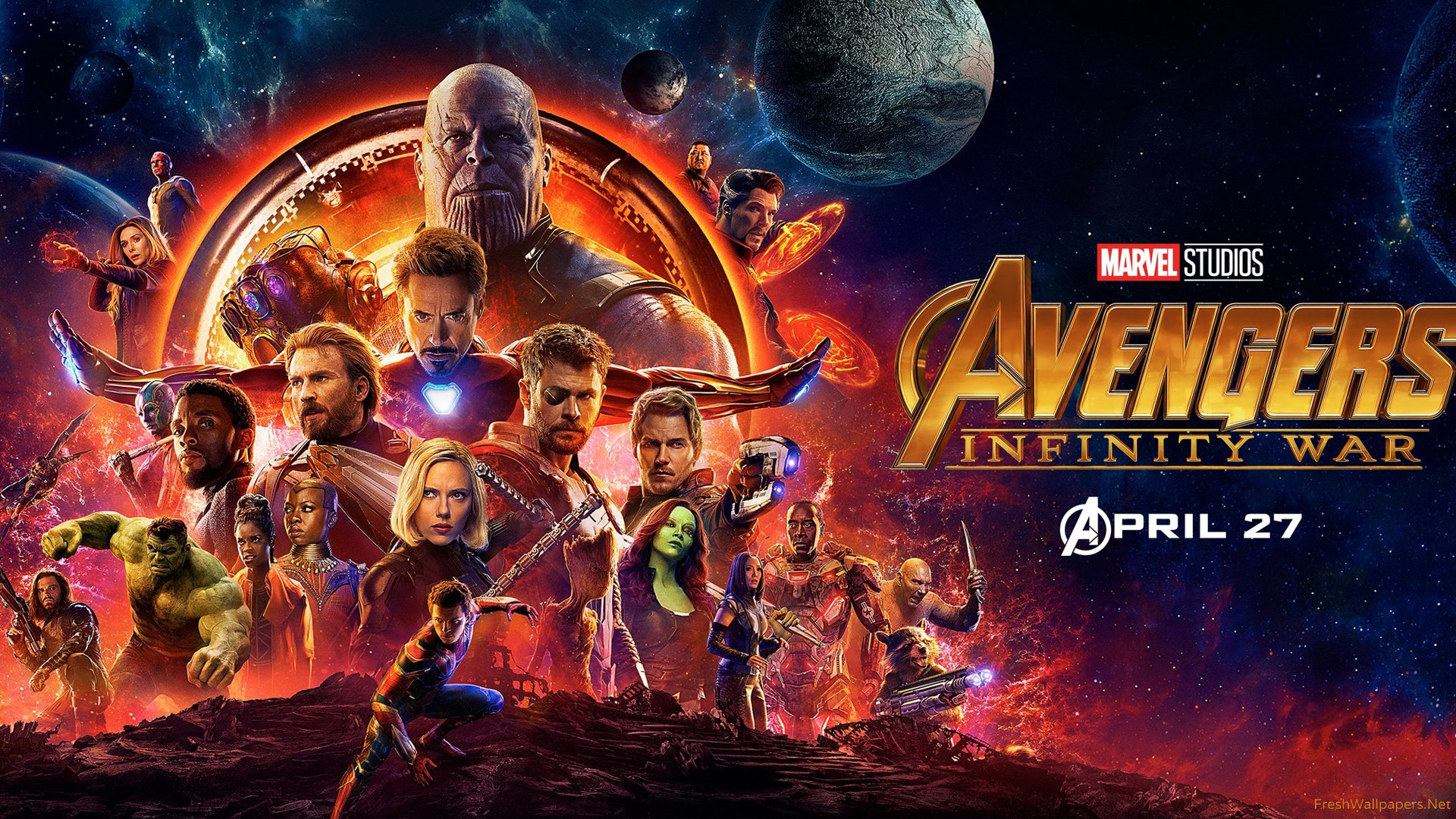 avengers infinity war images