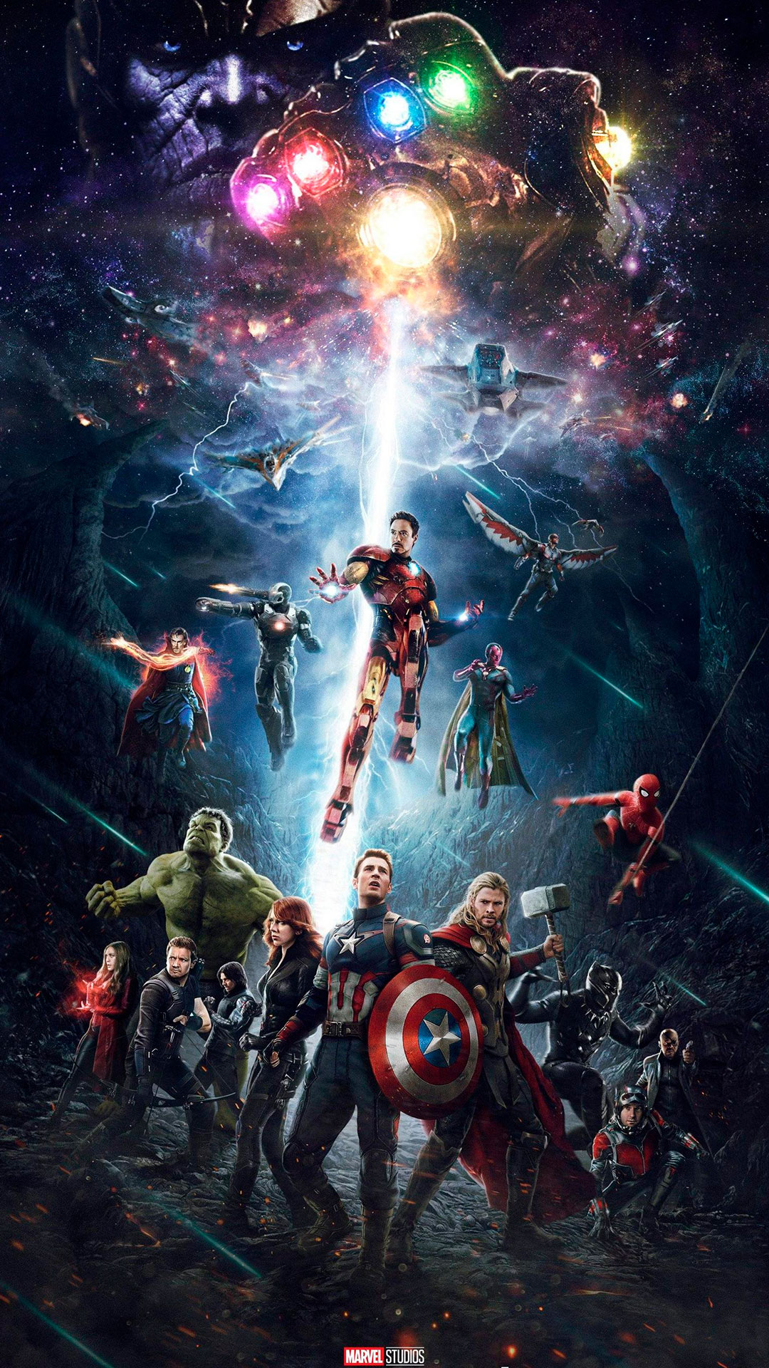 iPhone wallpaper avengers infinity war Avengers