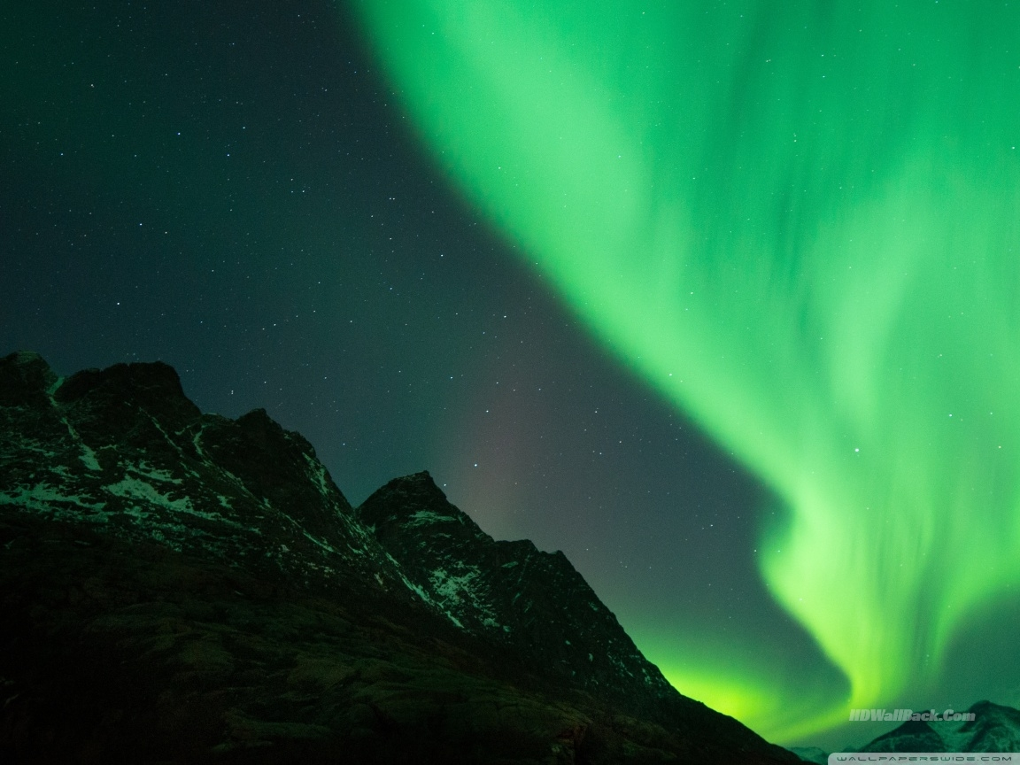 aurora borealis wallpaper hd 1366x768 | olivero