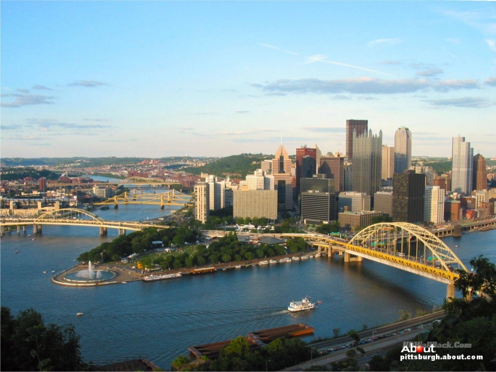 Pittsburgh Skyline HD Wallpapers