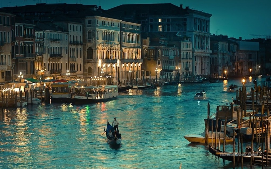 Venice Italy Desktop HD Wallpapers