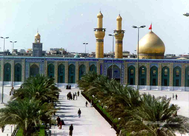 roza imam hussain as wallpapers