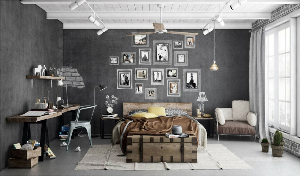 Modern Industrial Interior Design – Definition And Ideas To Follow