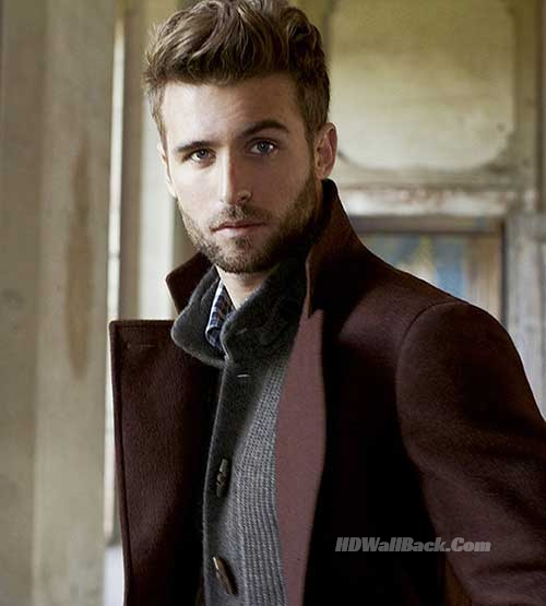 15 Cool Brown Hair Color For Men