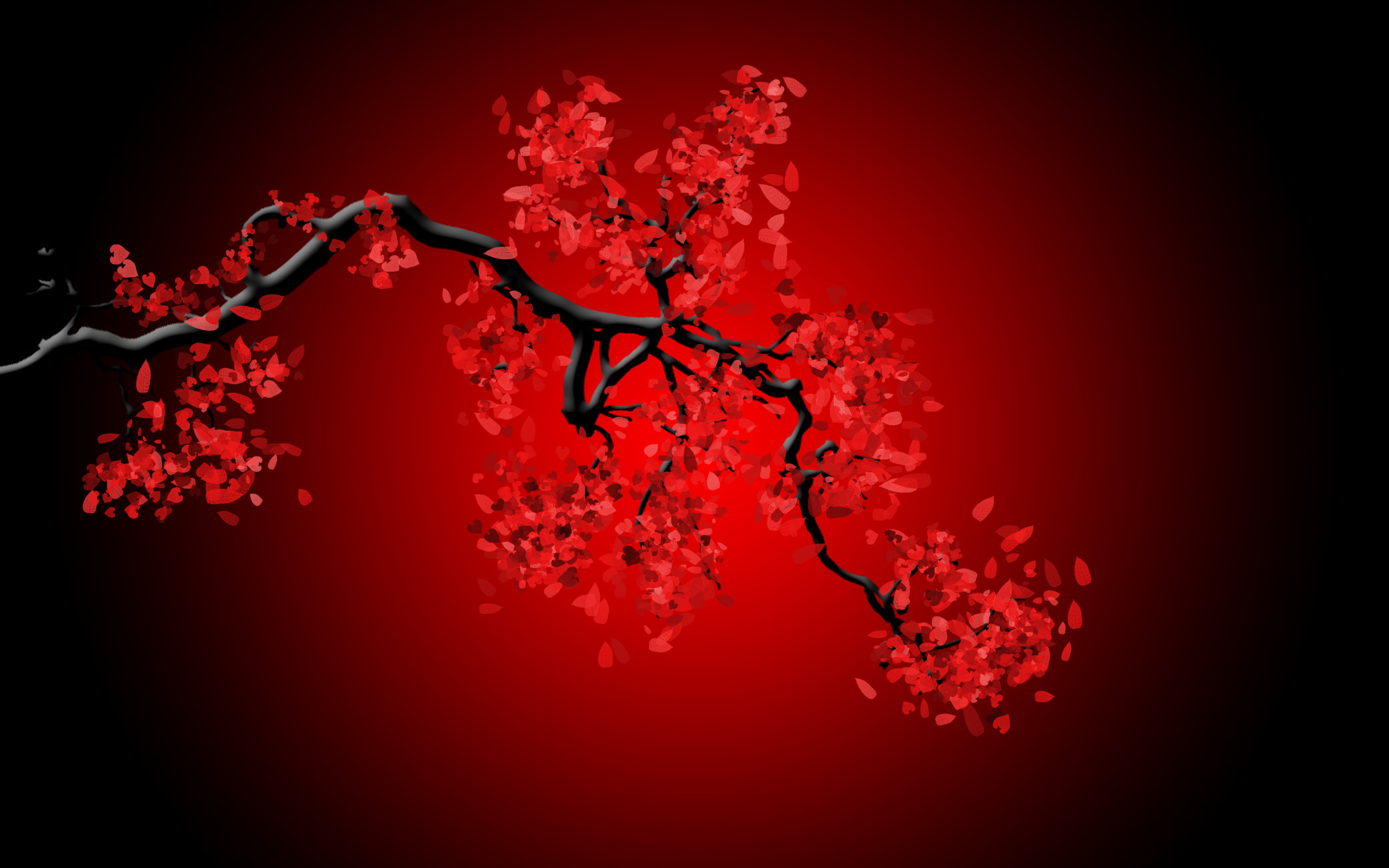hd red backgrounds