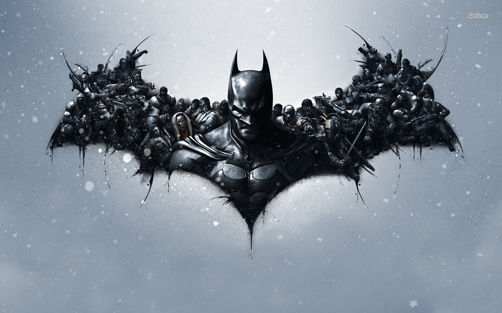 Batman – Arkham Origins wallpaper