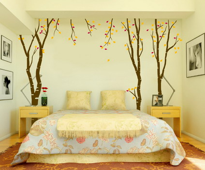 Forest Tree Wall Decals