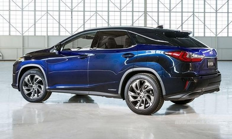 2016 lexus rx 350 blue. Black Bedroom Furniture Sets. Home Design Ideas