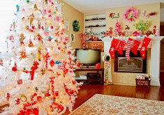 Christmas Party Office Decoration Ideas