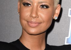 amber rose supports