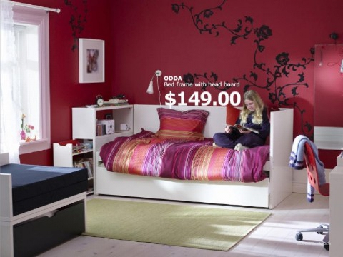 Ikea Teenage Girl Bedroom Ideas Hd Wallpapers Backgrounds Tumblr Images Pictures