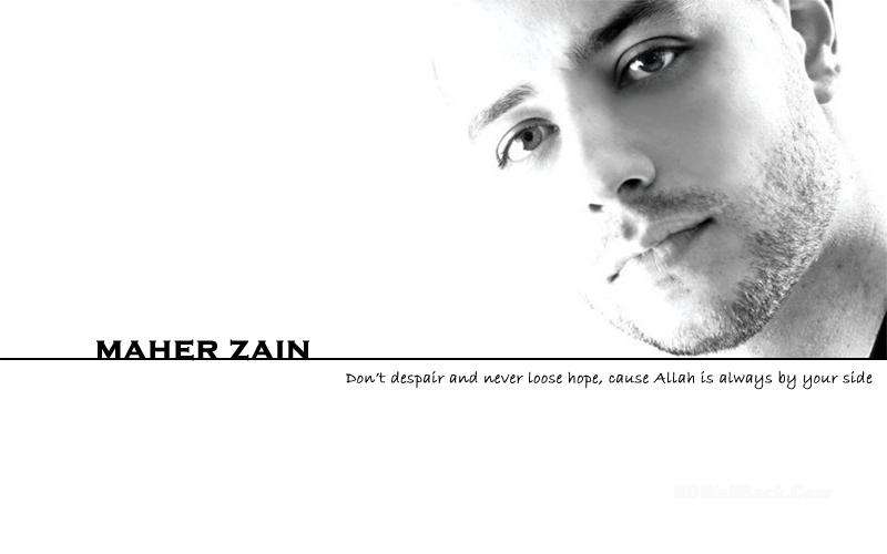 maher zain wallpapers